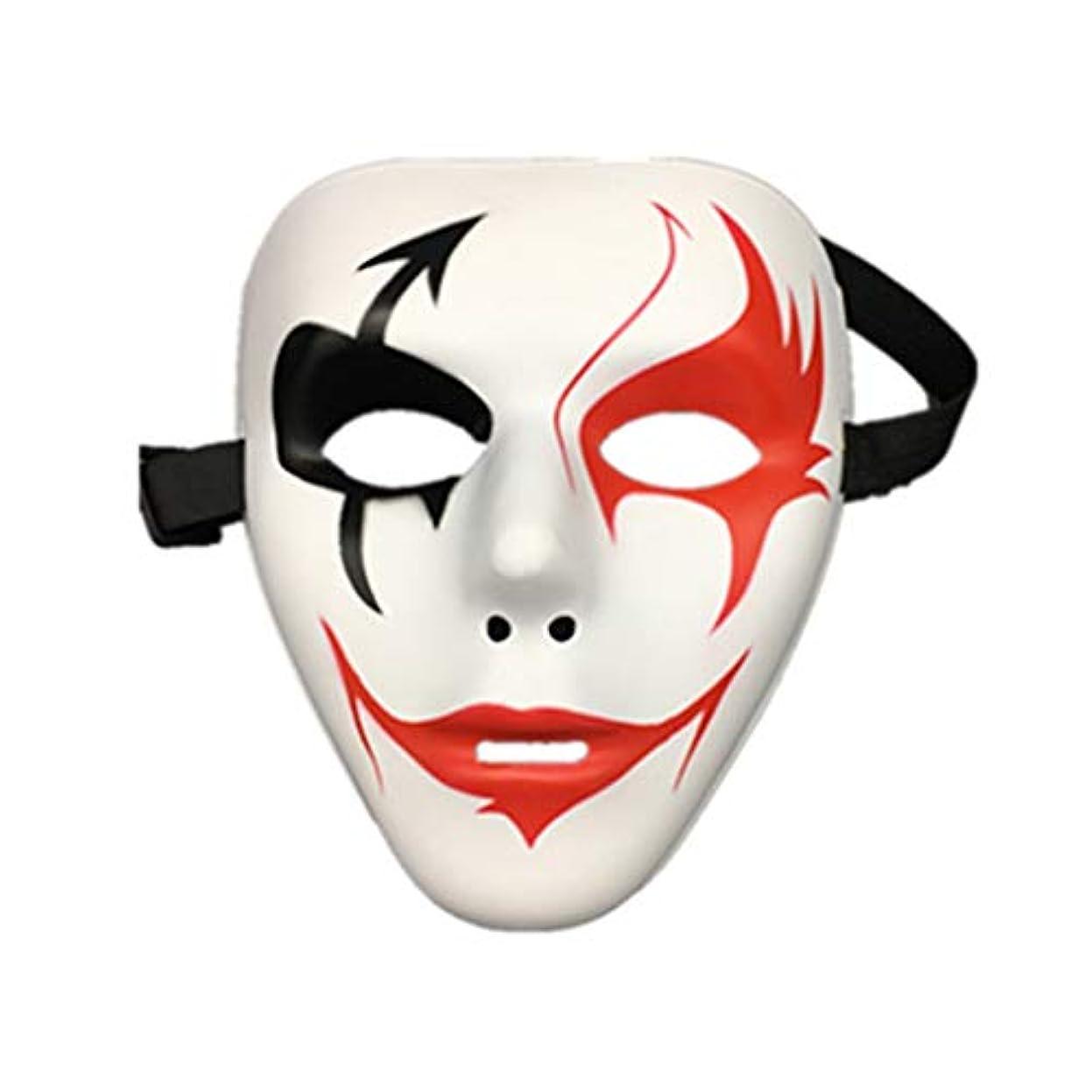 チケットネックレスほとんどの場合ハロウィンマスクフルフェイスストリートダンス振動マスク仮装変なマスクダンスマスク