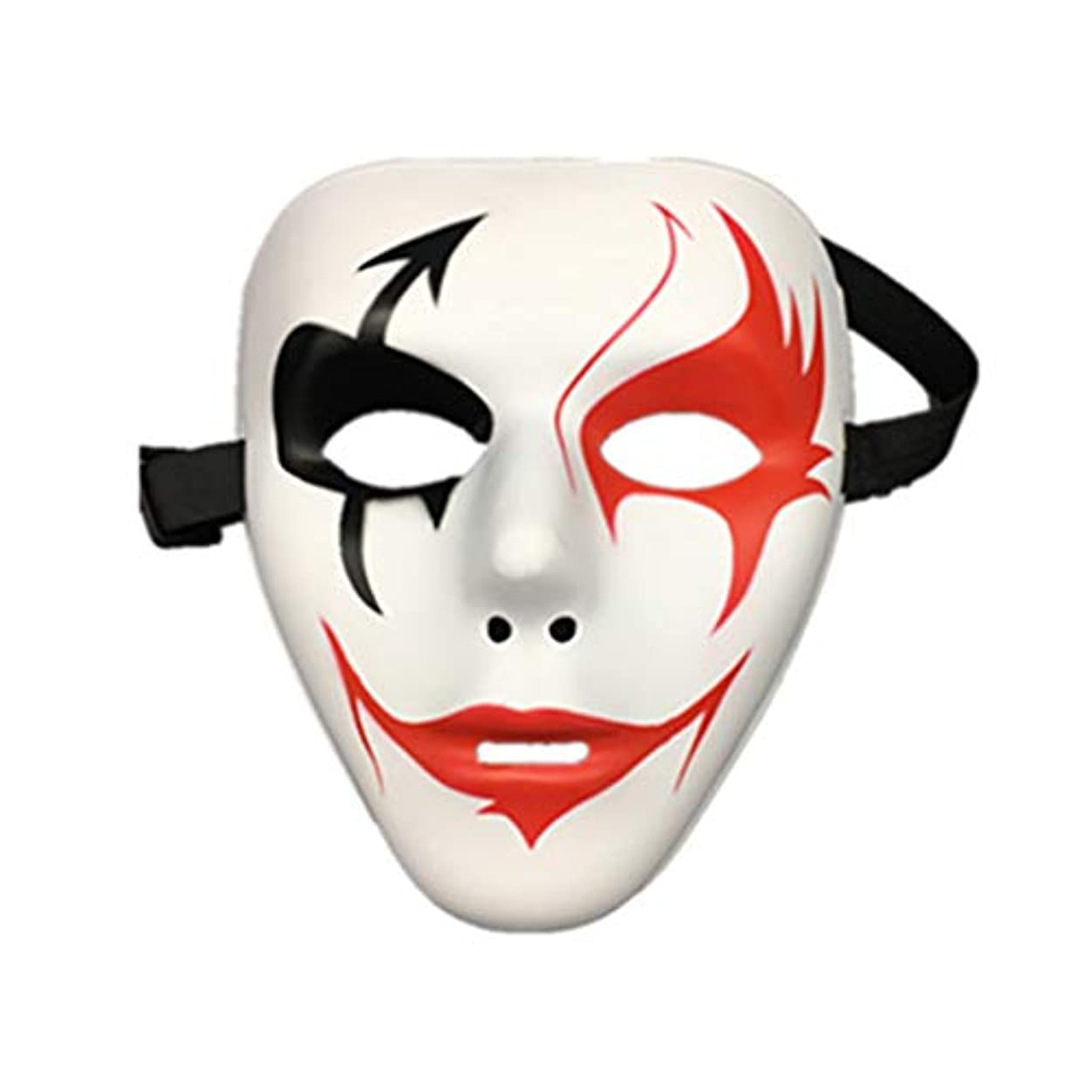習熟度里親好戦的なハロウィンマスクフルフェイスストリートダンス振動マスク仮装変なマスクダンスマスク