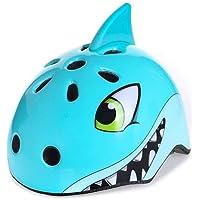 少年/女の子のためのサイクリング/スケート/スクーター5-8歳のための子供の漫画ヘルメットキッズマルチスポーツ安全ヘルメット48~52cm子供用 自転車 ヘルメット軽量