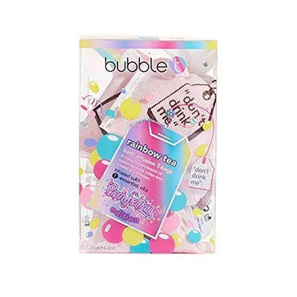 勝利した脱獄マネージャー[Bubble T ] バブルトンの化粧品 - 入浴輸液ティーバッグ虹のお茶 - Bubble T Cosmetics - Bath infusion tea bags Rainbow tea [並行輸入品]