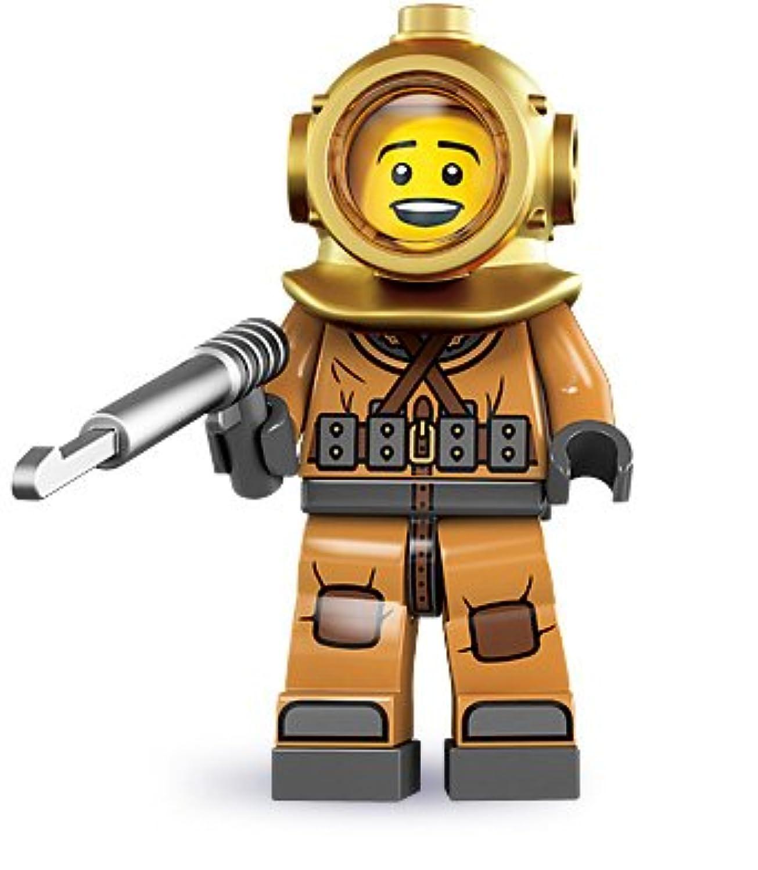 レゴ ミニフィグ【シリーズ8】 Diver