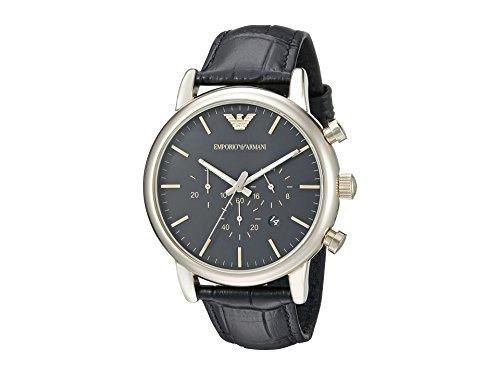エンポリオ アルマーニ EMPORIO ARMANI クオーツ メンズ 腕時計 AR1917 ブラック