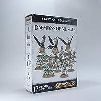 ウォーハンマー スタート・コレクティング!ディーモン・オヴ・ナーグル ( Start Collecting! Daemons of Nurgle )