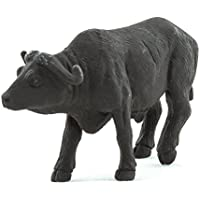 アニマルプラネット MOJO 動物 フィギュア アフリカスイギュウ 5cm 塗装済み PVC APM387404