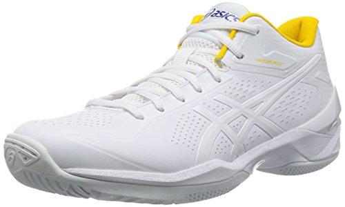 [アシックス]バスケットシューズGELBURST20thZTBF3330101ホワイト/ホワイト27.0