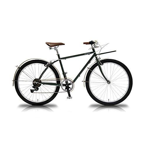 WACHSEN(ヴァクセン) 26インチ カーゴバイク6段変速 BANGO(バンゴ) WBG-2602