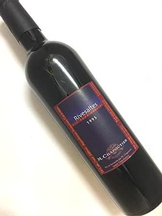 1995年 シャプティエ リヴザルト 500ml フランス 甘口 赤ワイン