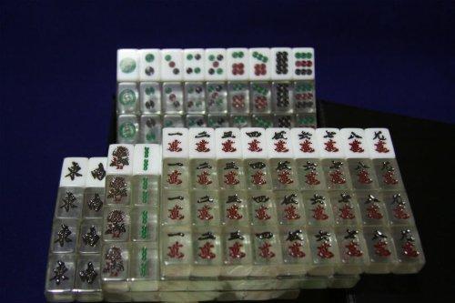 アカギ ミニクリア麻雀牌