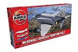 エアフィックス 1/72 イギリス空軍 マクドネル ダグラス FGR.2 ファントム 戦闘機 プラモデル X6017