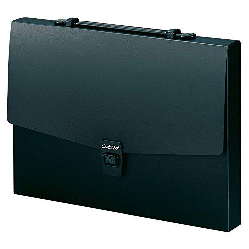セキセイ ドキュメントファイル アルタートケース フラット A4 ブラック ART-502