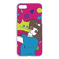 hare. iPhone7 ケース クリア TPU プリント ねこB (hr-007) スマホケース アイフォンセブン スリム 薄型 カバー 全機種対応 WN-LC106266