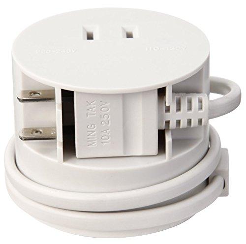 無印良品 トラベル用変圧器・30W 100V製品用・収納袋付