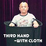 布で三番目の手 / Third Hand With Cloth -- ステージマジック / Stage Magic /マジックトリック/魔法; 奇術; 魔力