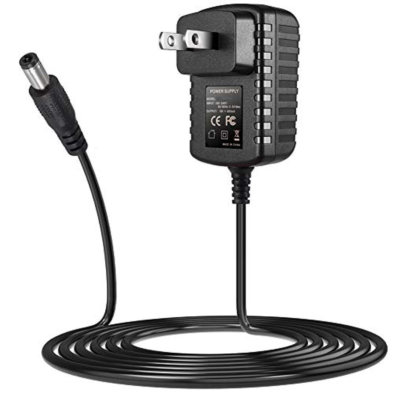 飢えトレイコーラスPunasi Philips フィリップス対応 脱毛器 ACアダプター DCアダプター 13V 0.4A電源アダプター交換用充電器 Norelco Satinelle Electric Epilator HP6401など対応