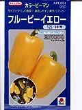 ピーマン 種 【 フルーピーイエロー 】 種子 小袋(約30粒)