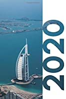 2020: 6 star hotel near me Chic Planner Calendar Organizer Daily Weekly Monthly Student Diary for notes on travelling to Dubai for the first time