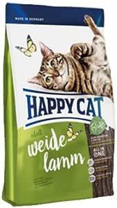 ハッピーキャット スプリーム ワイデ-ラム (メドウラム) 健康を維持したい成猫用ドライフード 全猫種 300g