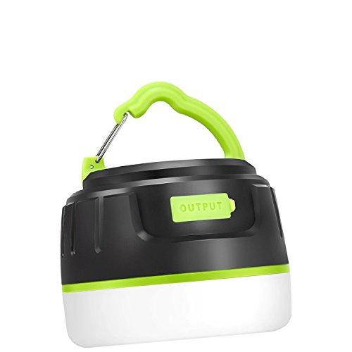 USB充電式 LEDランタン IP65 防水&防塵認証 防災・キャンプ用品