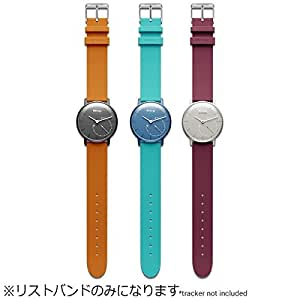 Withings スマートウォッチ用交換バンド 3本セット【日本正規代理店品】