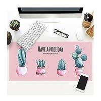 Tzsysb ちらつく梨 オフィス マウスパッド ゲーム マウスパッド 大型マウスパッド 厚手 防水 テーブルマット