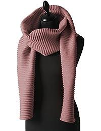プリース ロングマフラー ピンク デザインハウスストックホルム Design House Stockholm Pleece LONG SCARF pink