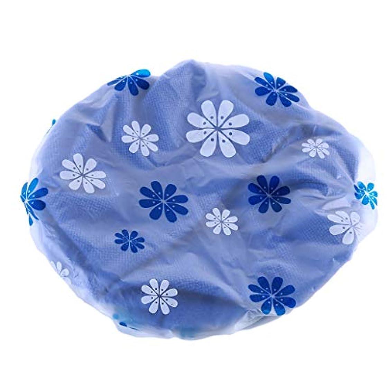 断言する共同選択横にMARUIKAO シャワーキャップ 入浴キャップ ヘアキャップ ヘアーターバン 帽子 お風呂 シャワー用に 5色