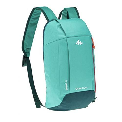 [3301 Hakuba] 超軽量 ショルダーバックパック ・10L 中身が取り出しやすいセカンドバッグ用 ・アウトドア バッグ 男女兼用 [Crystal Blue]
