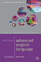 Mastering Advanced English Language (Macmillan Master Series)