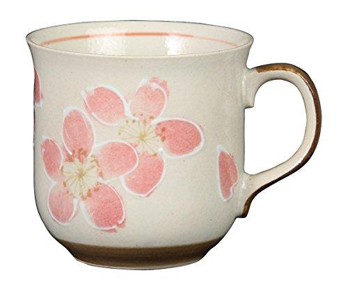 みのる陶器 いろは窯 軽量マグカップ 一珍花 PK
