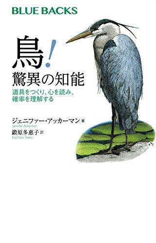 『鳥! 驚異の知能 道具をつくり、心を読み、確率を理解する』 鳥を知れば人間の本質が見えてくる