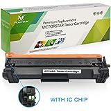Compatible Toner Cartridge HP CF248A (48A) Black Chip VICTORSTAR use in Laserjet Pro M15a M15w M16a M16w, Laserjet Pro MFP M28a M28w M29a M29w Printers