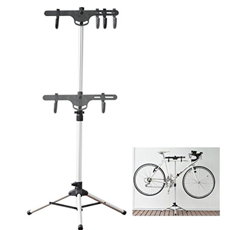 グリーンランド化学者銅自転車スタンド ディスプレイ メンテナンス 整備 グラビティスタンド アルミ製 軽量/コンパクト/ _86080