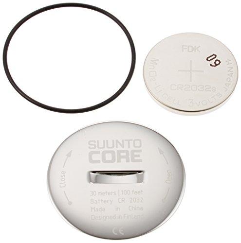 スント(SUUNTO) 電池 バッテリーキット CR2032 コア対応 [日本正規品 メーカー保証] SS014386000