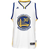 Adidas(アディダス) NBA ウォリアーズ #30 ステフェン・カリー 2014-15 New Swingman ユニフォーム (ホーム)