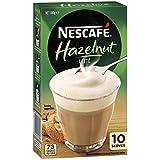 NESCAFÉ Hazelnut Latte Coffee Sachets 10 Pack