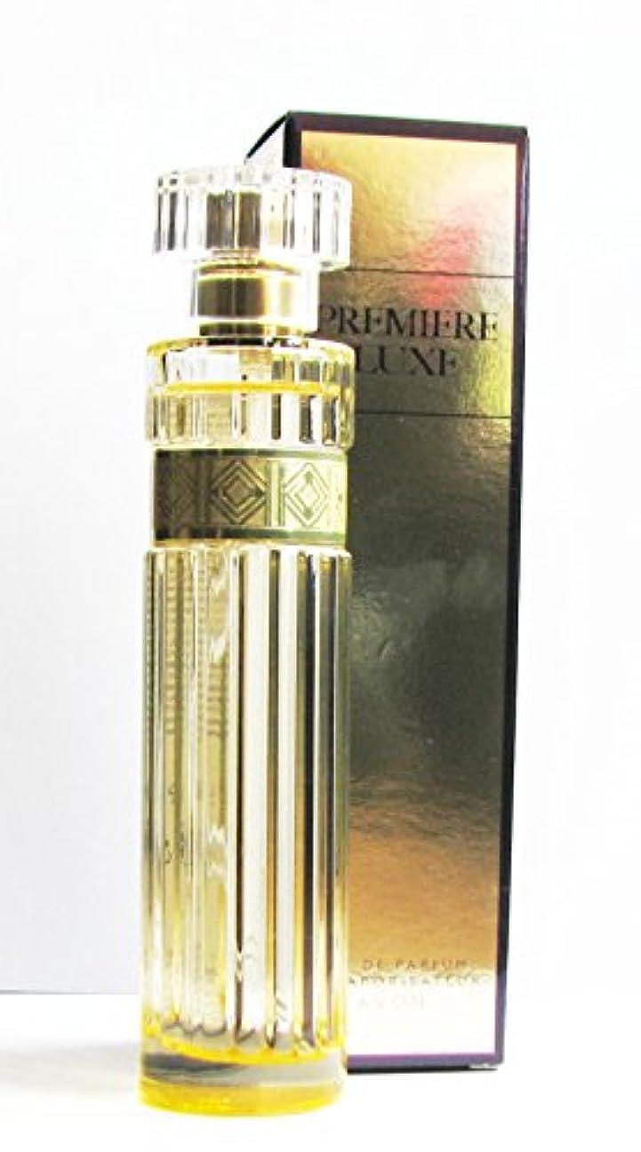 サーバ苦味有害なAVON Premiere Luxe For Her Eau de Parfum 50ml