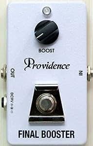 Providence FBT-1 FINAL BOOSTER エフェクター