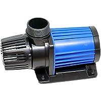 HSBAO DEP-12000 吐出量12000L/H (毎分200L) 揚程5m DCポンプ 水中ポンプ 水槽ポンプ 省エネ 低騒音 99段階流量調整 オーバーフロー水槽に最適12