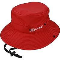 DUO(デュオ) 帽子 DUO刺繍ロゴ透湿撥水ハット レッド