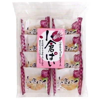 【丸三玉木屋】 小倉パイ8個×24袋 和菓子・半生菓子
