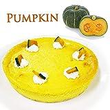 ハロウィン かぼちゃのチーズケーキ(ハロウィンピック付) (パンプキン かぼちゃ ケーキ スイーツ ギフト)