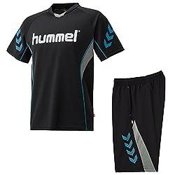 (ヒュンメル)hummel サッカー プリアモーレスーツ[キッズ]