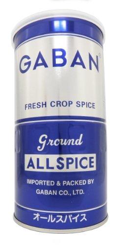 ギャバン オールスパイス 缶 300g