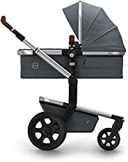Joolz Day2 Earth Collection Pram Complete Set, Hippo Grey