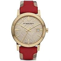 BURBERRY バーバリー 腕時計 BU9017 レッド ユニセックス 並行輸入品