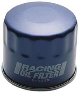 BLITZ(ブリッツ) RACING OIL FILTER(レーシングオイルフィルター) オイルエレメント B-8202 スバル用ハイプレッシャータイプ φ68×H65 18708
