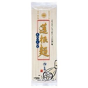 池島 蓮根麺 200g×20個