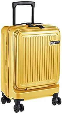 [エースデザインドバイエース] スーツケース ジョリー 06426 機内持ち込み可 36L 47 cm 3.3kg イエロー