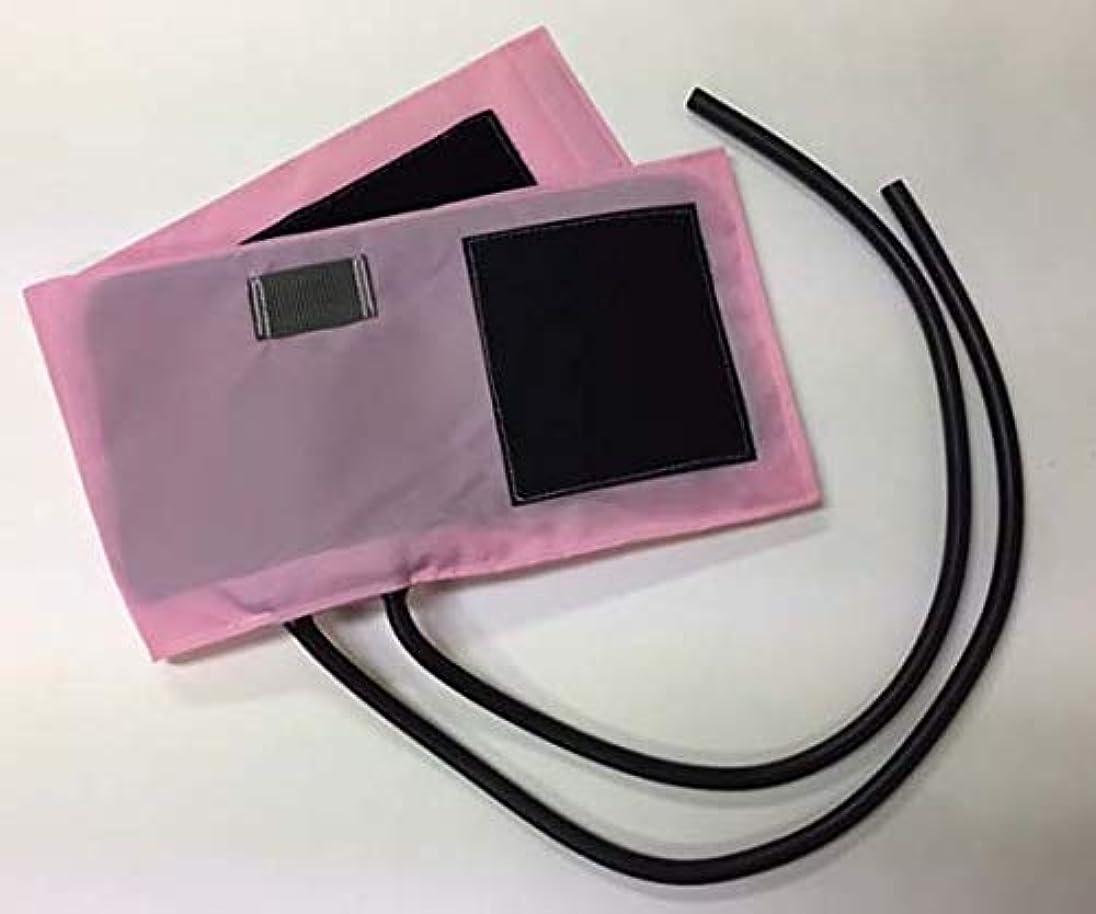 フルーティー投資衣装ユーメド貿易 アネロイド血圧計 ナイロンカフセット ピンク CB-140P