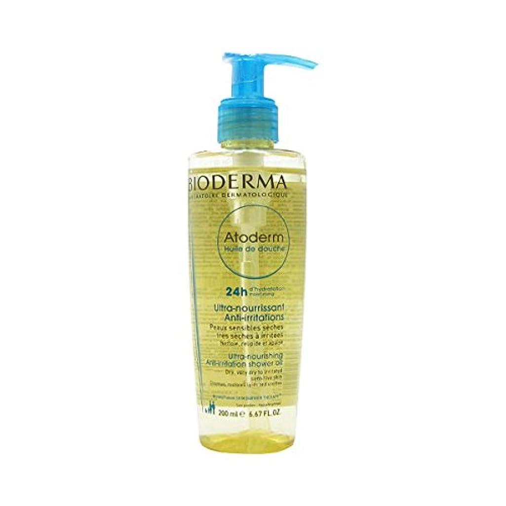 一致すべき回転するBioderma - Atoderm Huile de Douche Ultra-Nourishing Anti-Irritation Shower Oil (200 ml) [並行輸入品]